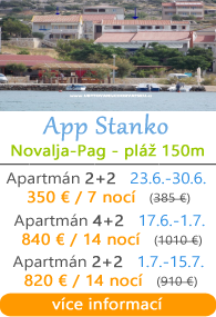 App Stanko - Novalja na Pagu