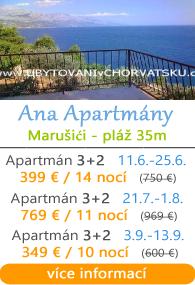 Ana Apartmány - Maruaići